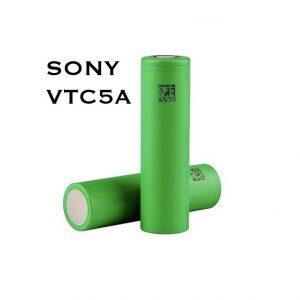 Sony VTC5A 18650 High Drain Flat top battery