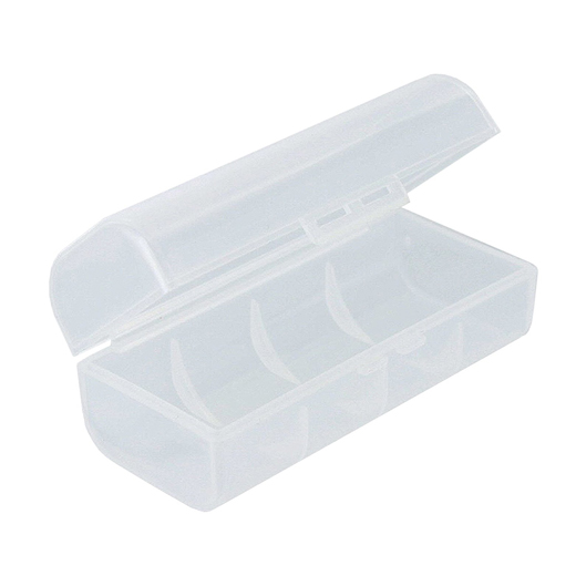 26650 Plastic Battery Protective Storage Case