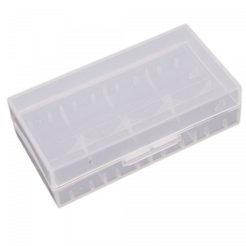 2x18650 battery case