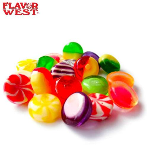 Flavor West Hard Candy
