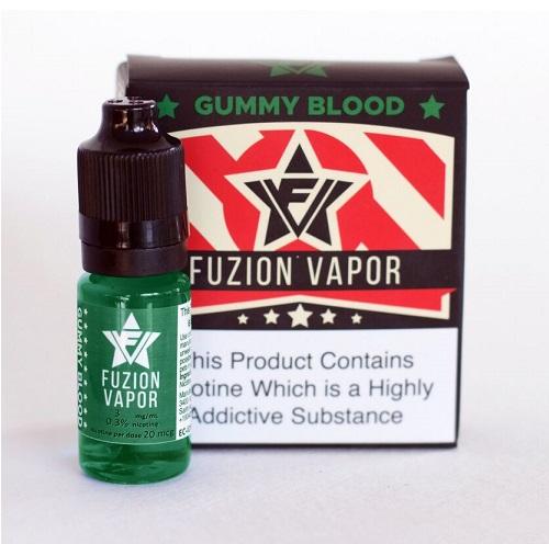 fuzion gummy blood