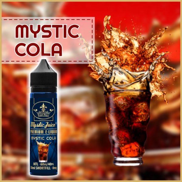 Mystic Juice Cola E-Liquids, Shortfill, MTL Shortfills