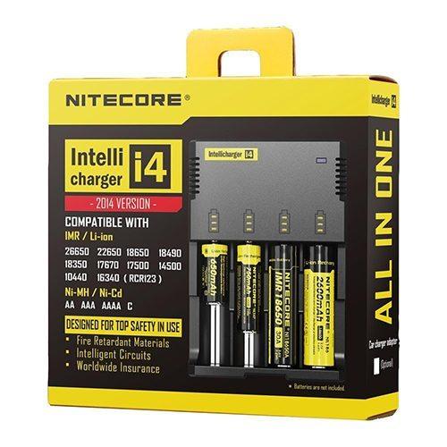 Nitecore Intellicharger i4
