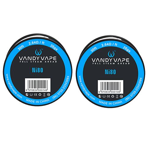 Vandyvape Ni80 wire