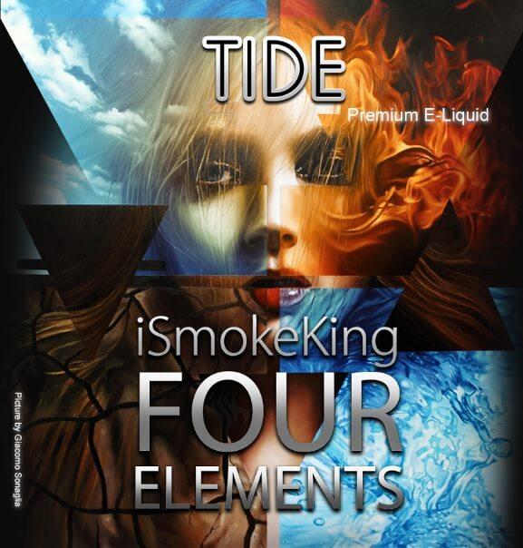 tide four elements e-liquids