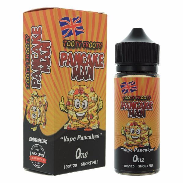Pancake Man Tooty Frooty 100ml Shortfill vape ejuice