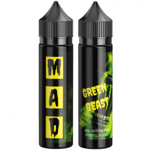 The Mad Scientist Green Beast - Green Monster E-Juice - se.ismokeking.se