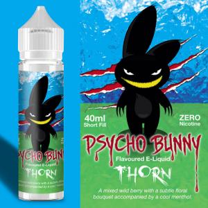 Flapour, Psycho Bunny Thorn VG70 PG30 - 0mg E-Liquids, Shortfill, MTL Shortfills