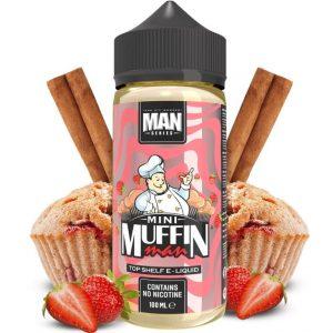 One Hit Wonder Mini Muffin Man 100ml Shortfill vape ejuice