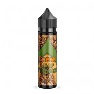 Crazy Mix Green Leaf Tobacco