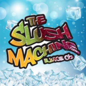 The Slush Machine e-juice vape logo