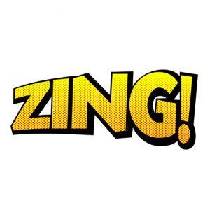 Zing vape ejuice logo